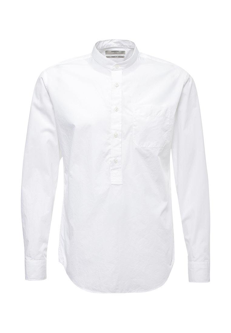 Рубашка с длинным рукавом Mango Man 13073014