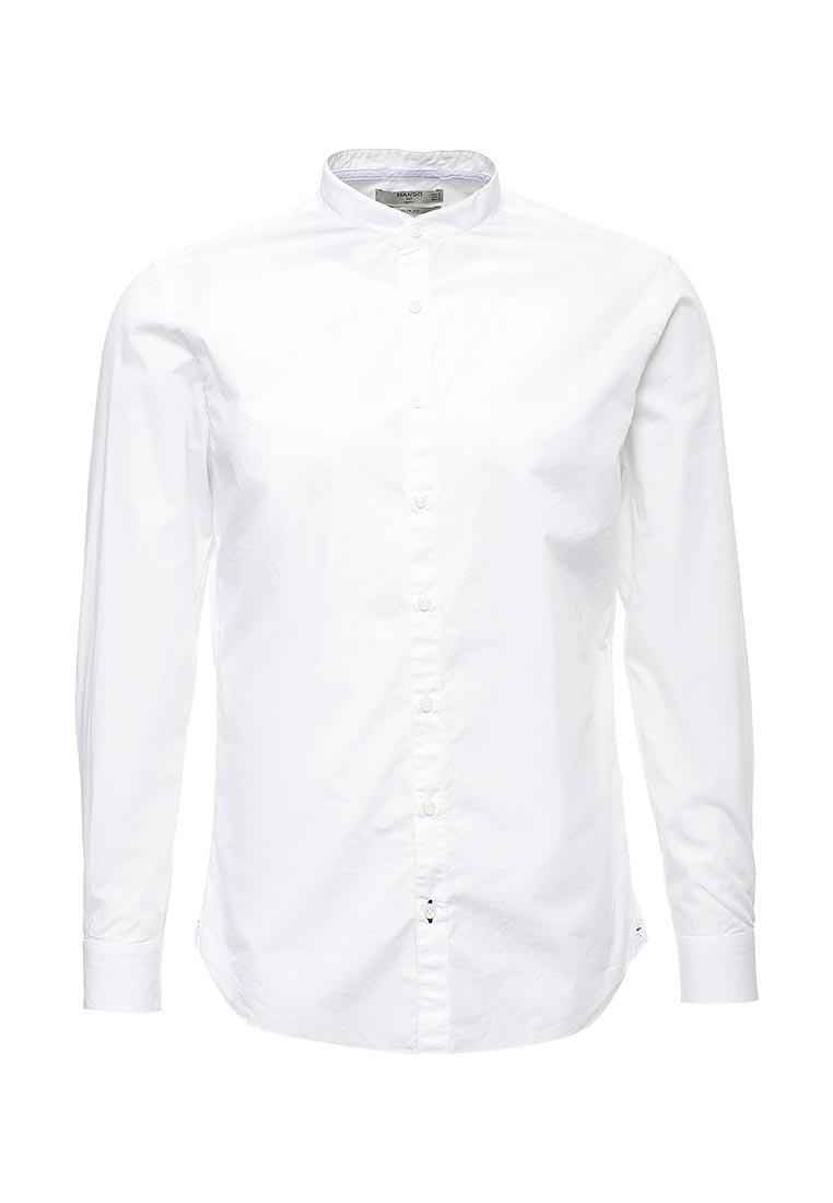 Рубашка с длинным рукавом Mango Man 13083008