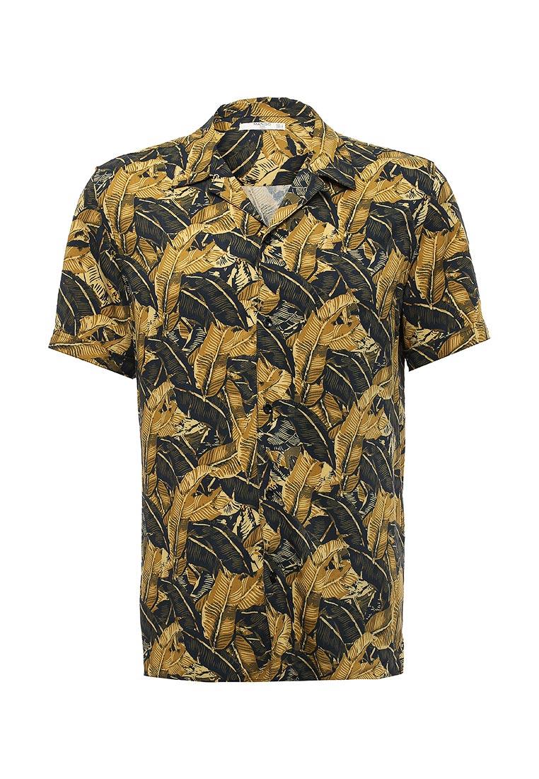 Рубашка с коротким рукавом Mango Man 11060855