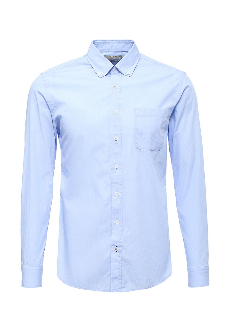 Рубашка с длинным рукавом Mango Man 13013023