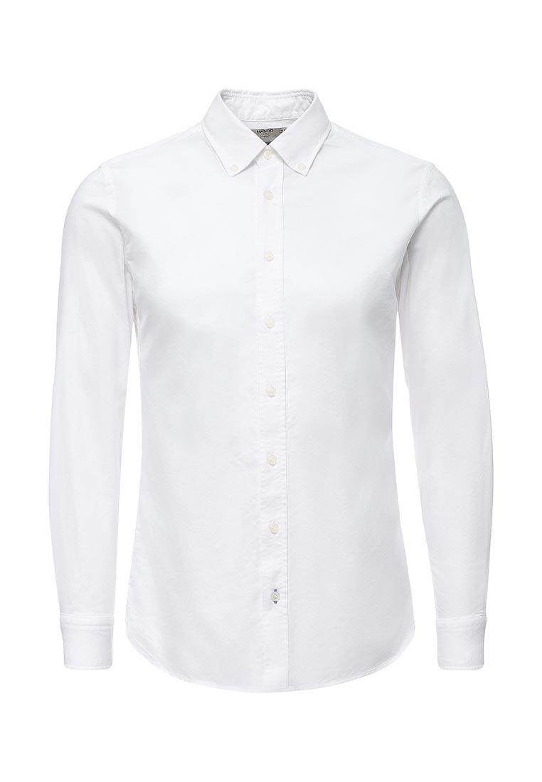 Рубашка с длинным рукавом Mango Man 13003019