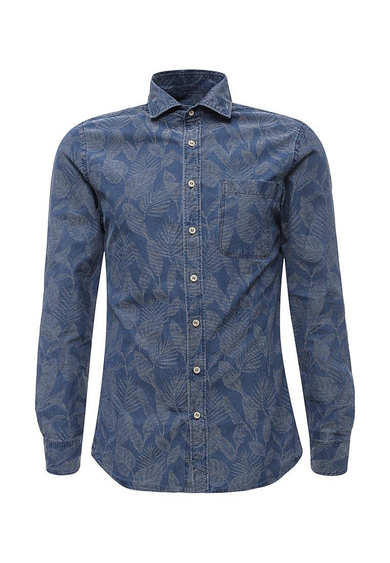 Рубашка с длинным рукавом Mango Man 11093687