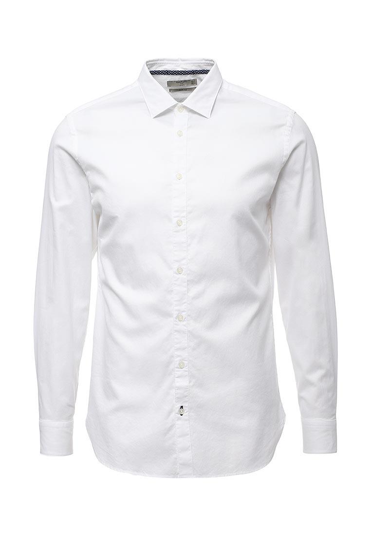 Рубашка с длинным рукавом Mango Man 13003048