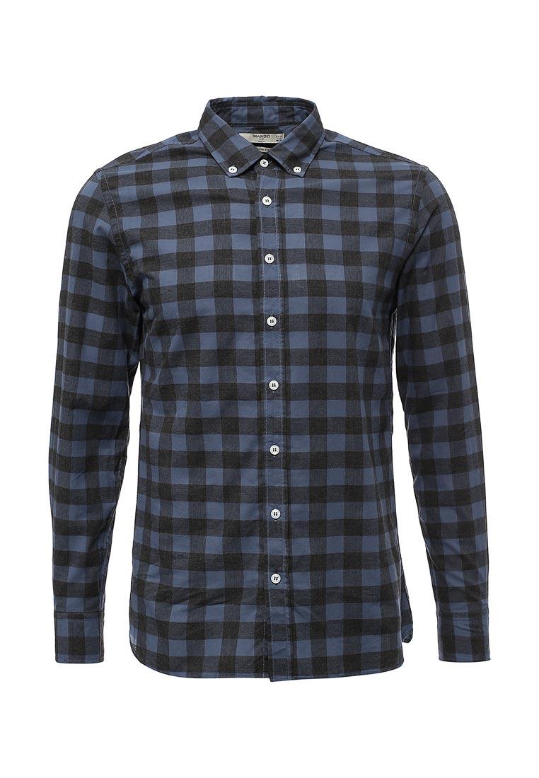 Рубашка с длинным рукавом Mango Man 13020565