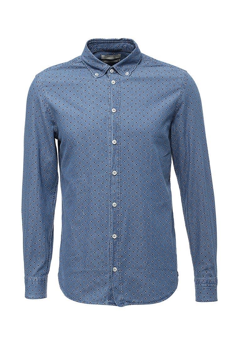 Рубашка с длинным рукавом Mango Man 13065007