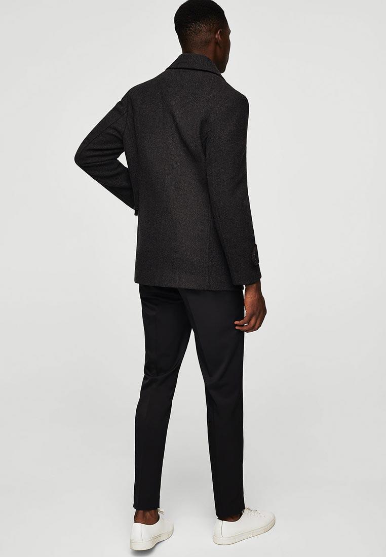 Мужские пальто Mango Man 13007013: изображение 3