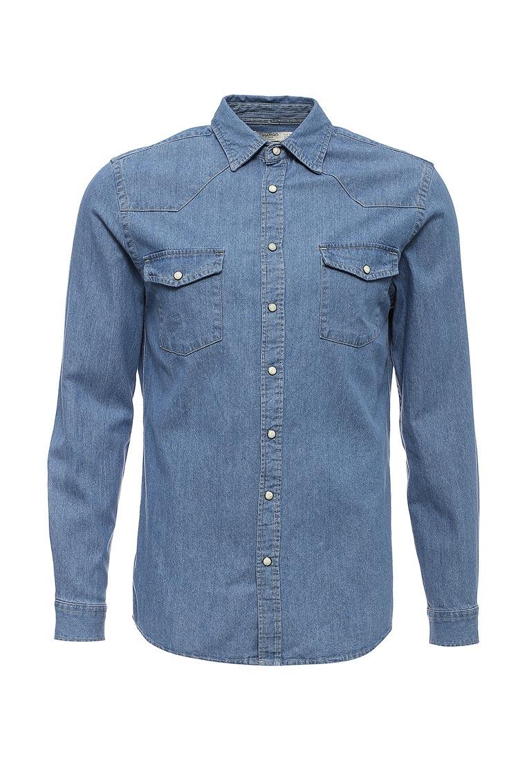 Рубашка с длинным рукавом Mango Man 13000532