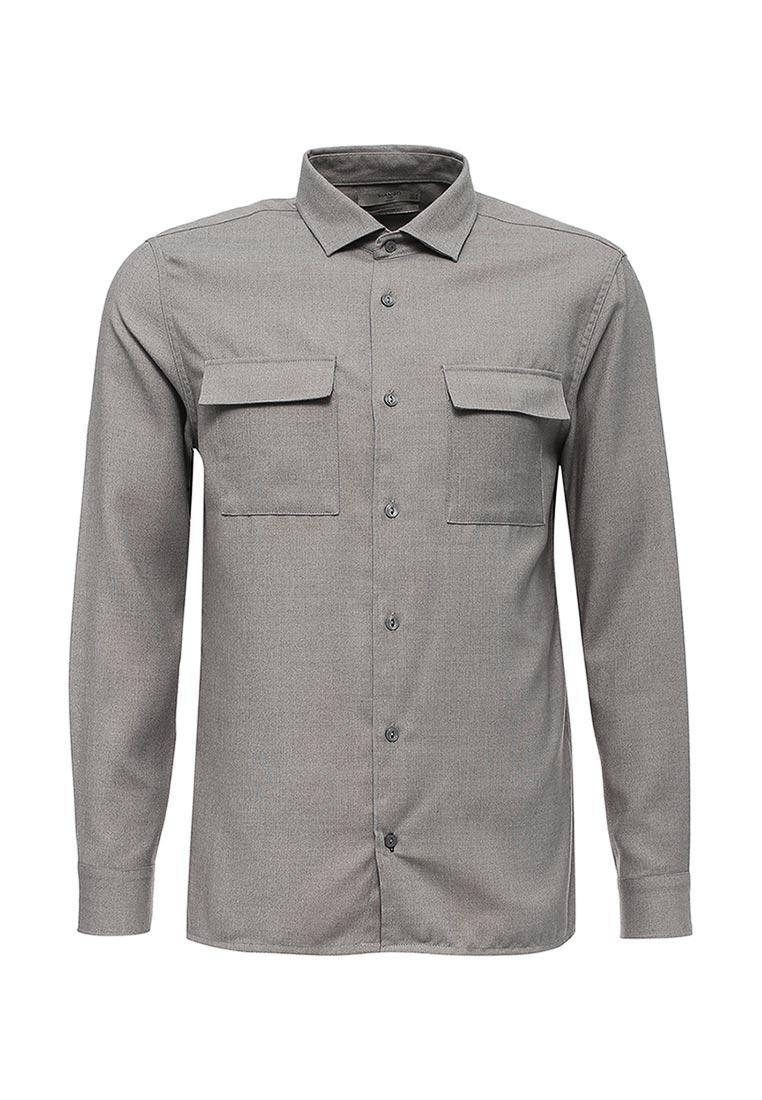 Рубашка с длинным рукавом Mango Man 13045674