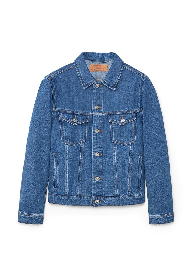 Джинсовая куртка Mango Man 13030447