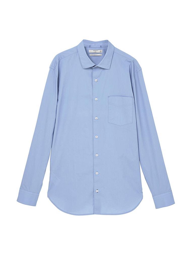 Рубашка с длинным рукавом Mango Man 13063675