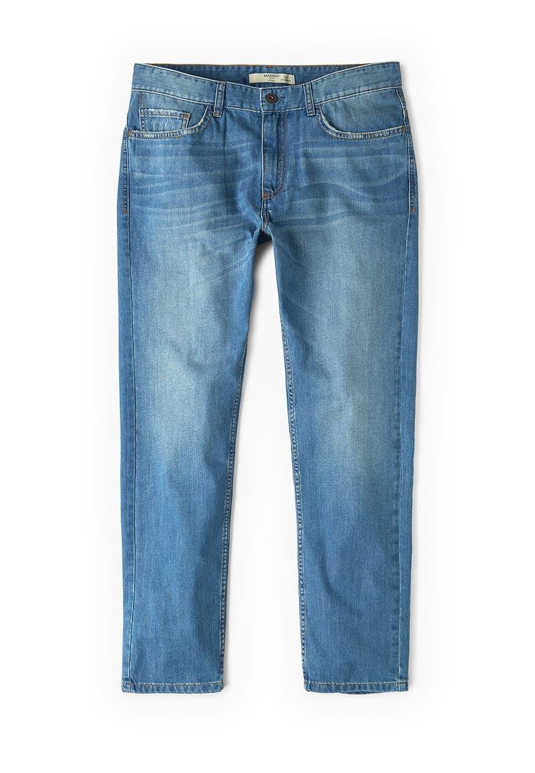 Мужские прямые джинсы Mango Man 13033671