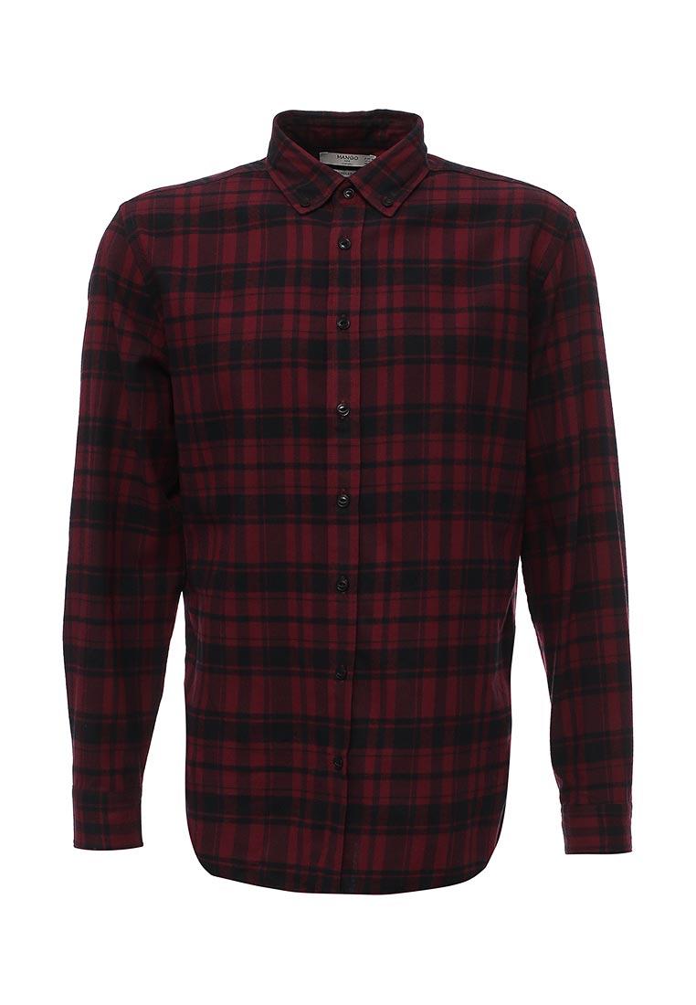 Рубашка с длинным рукавом Mango Man 13047636