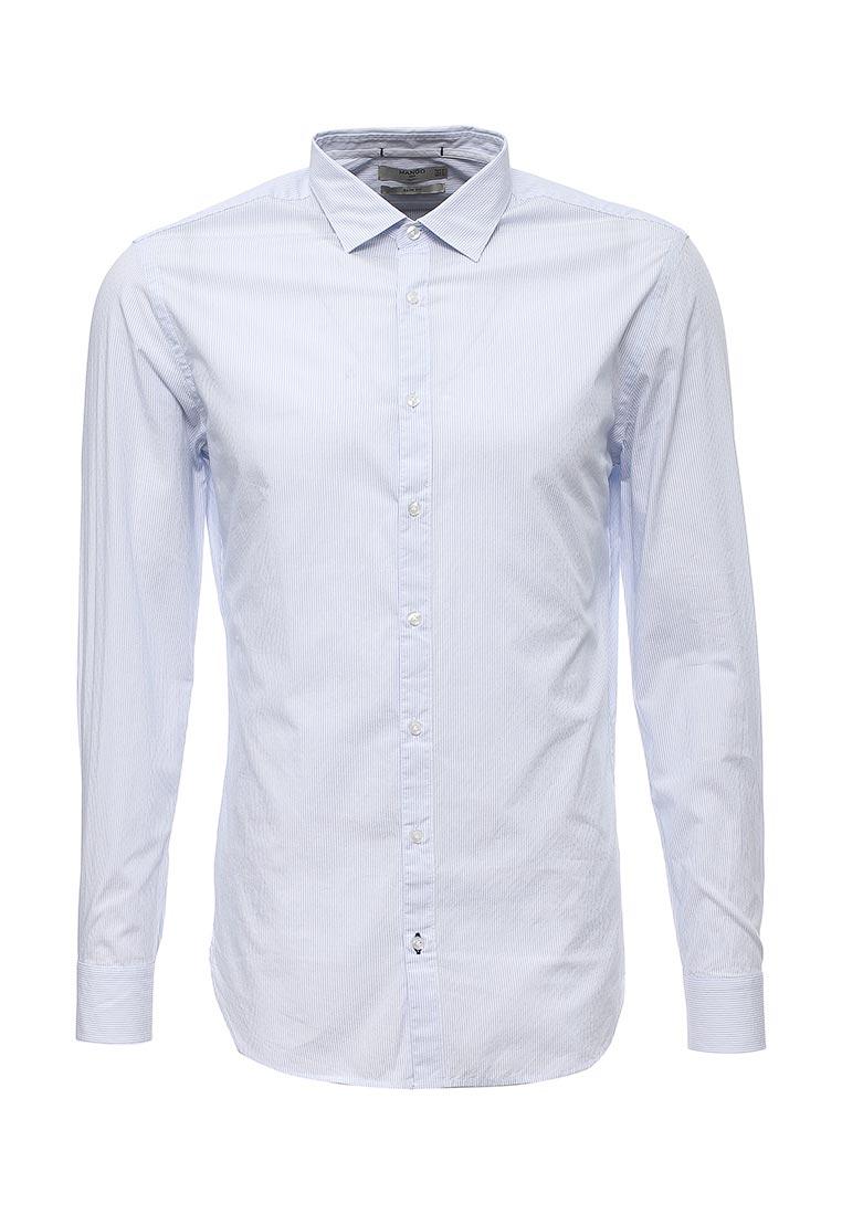 Рубашка с длинным рукавом Mango Man 13037011