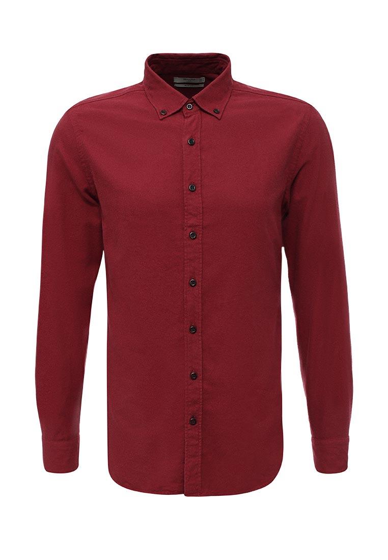 Рубашка с длинным рукавом Mango Man 13078810