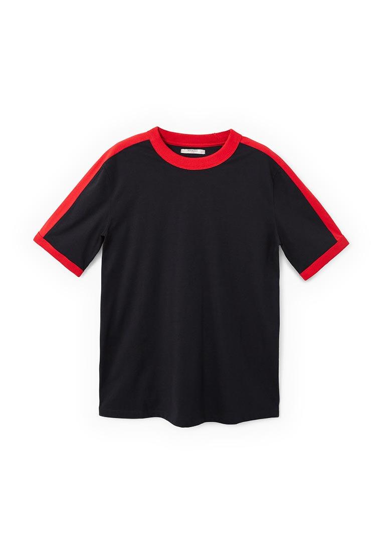 Футболка с коротким рукавом Mango Man 13028808