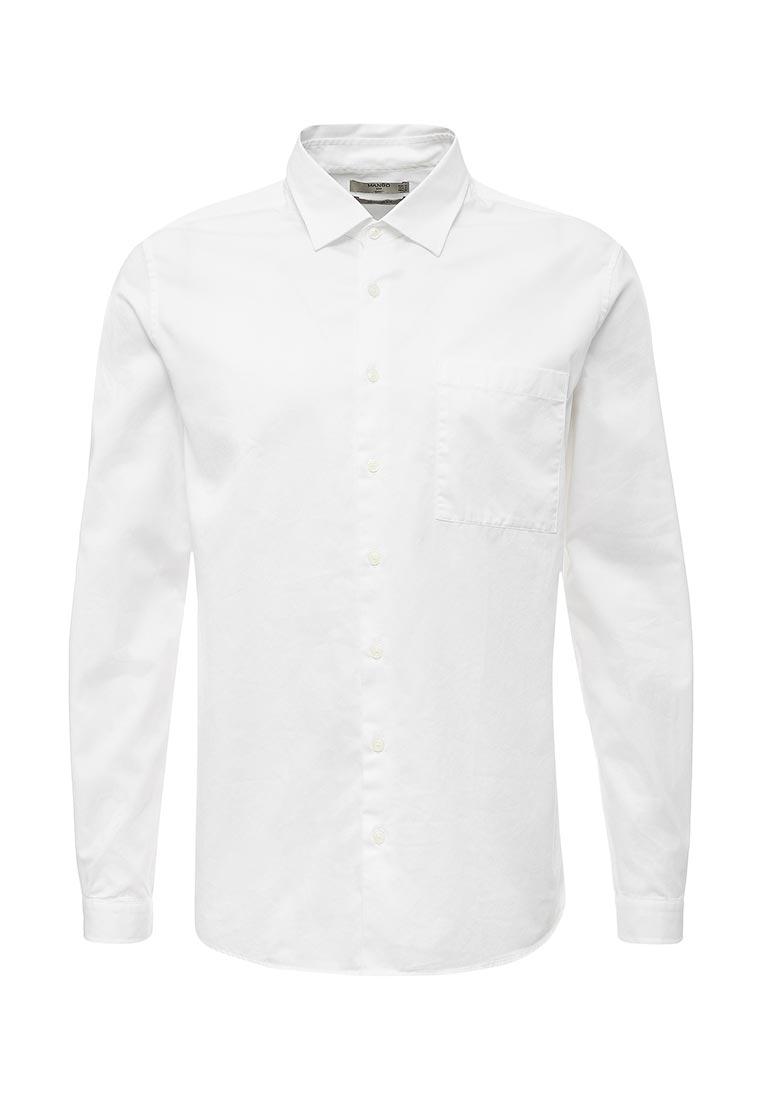 Рубашка с длинным рукавом Mango Man 13047015