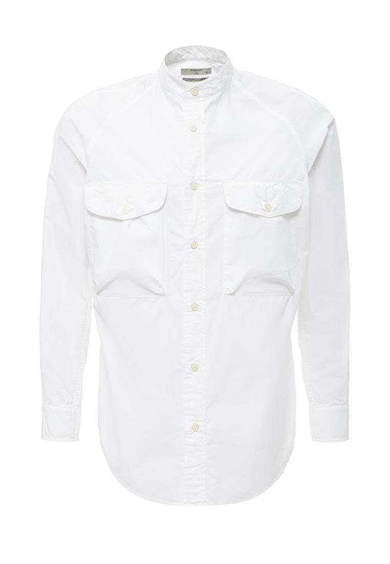 Рубашка с длинным рукавом Mango Man 13085692