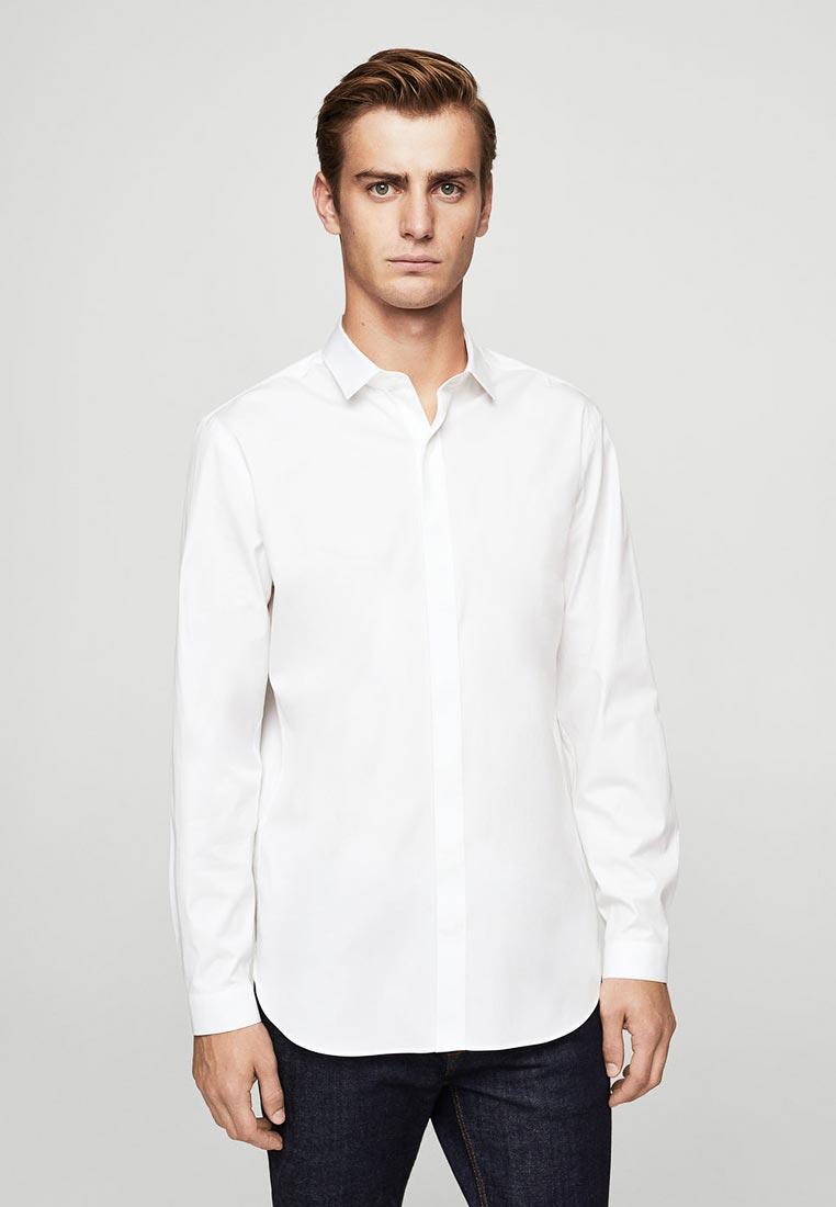 Рубашка с длинным рукавом Mango Man 13017024