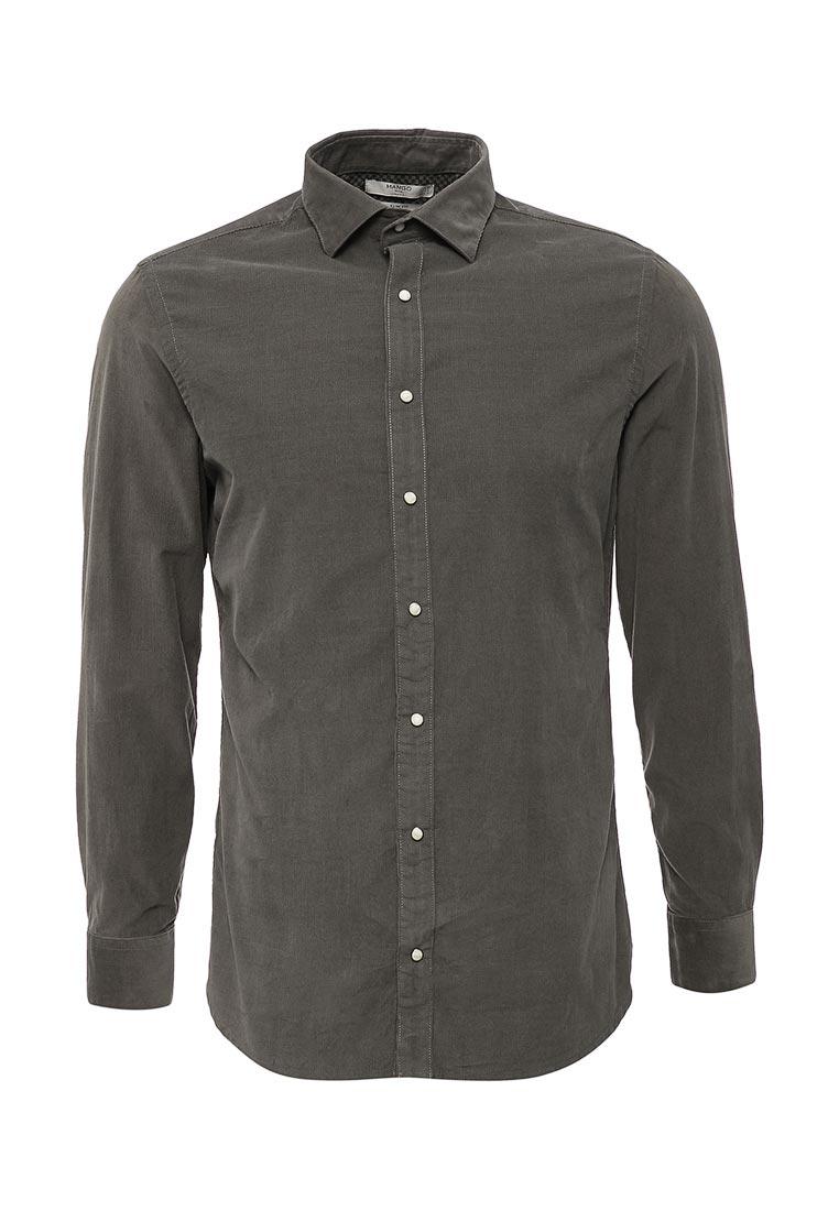 Рубашка с длинным рукавом Mango Man 13037641