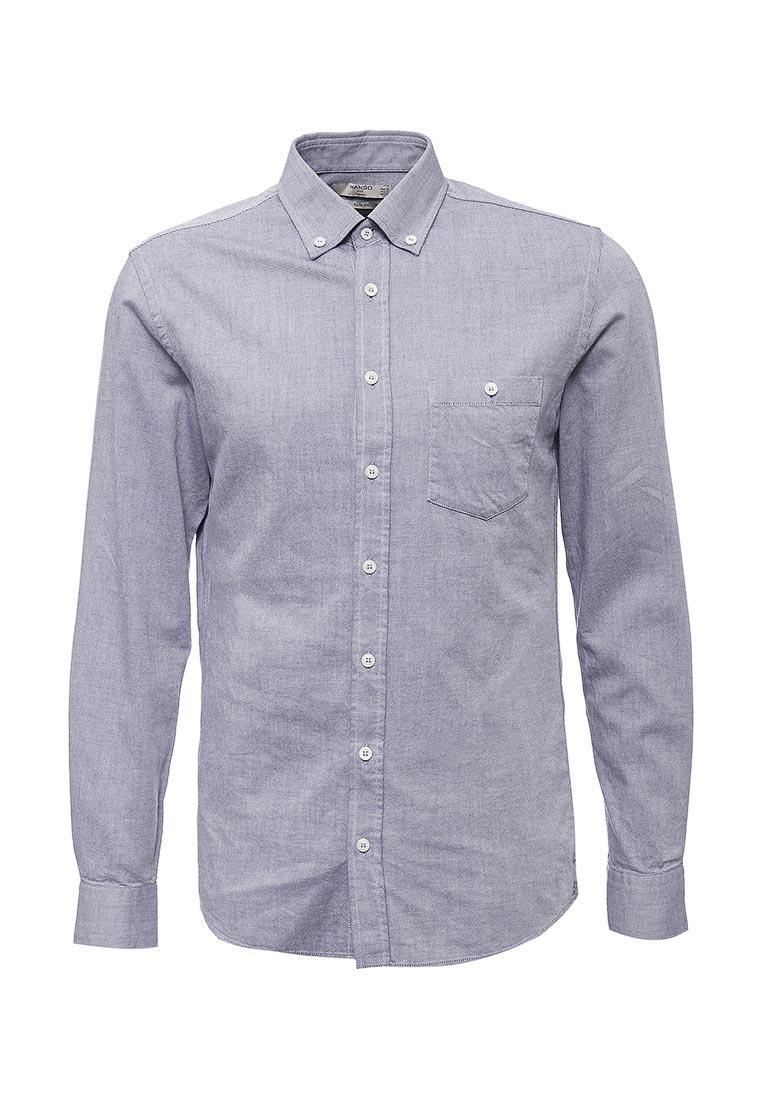 Рубашка с длинным рукавом Mango Man 13037636