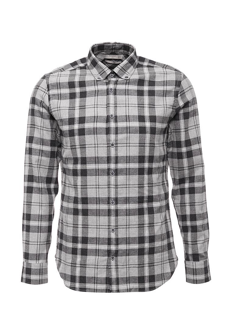 Рубашка с длинным рукавом Mango Man 13098809