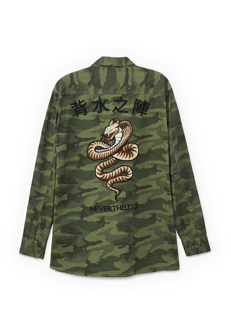 Рубашка с длинным рукавом Mango Man 13070851