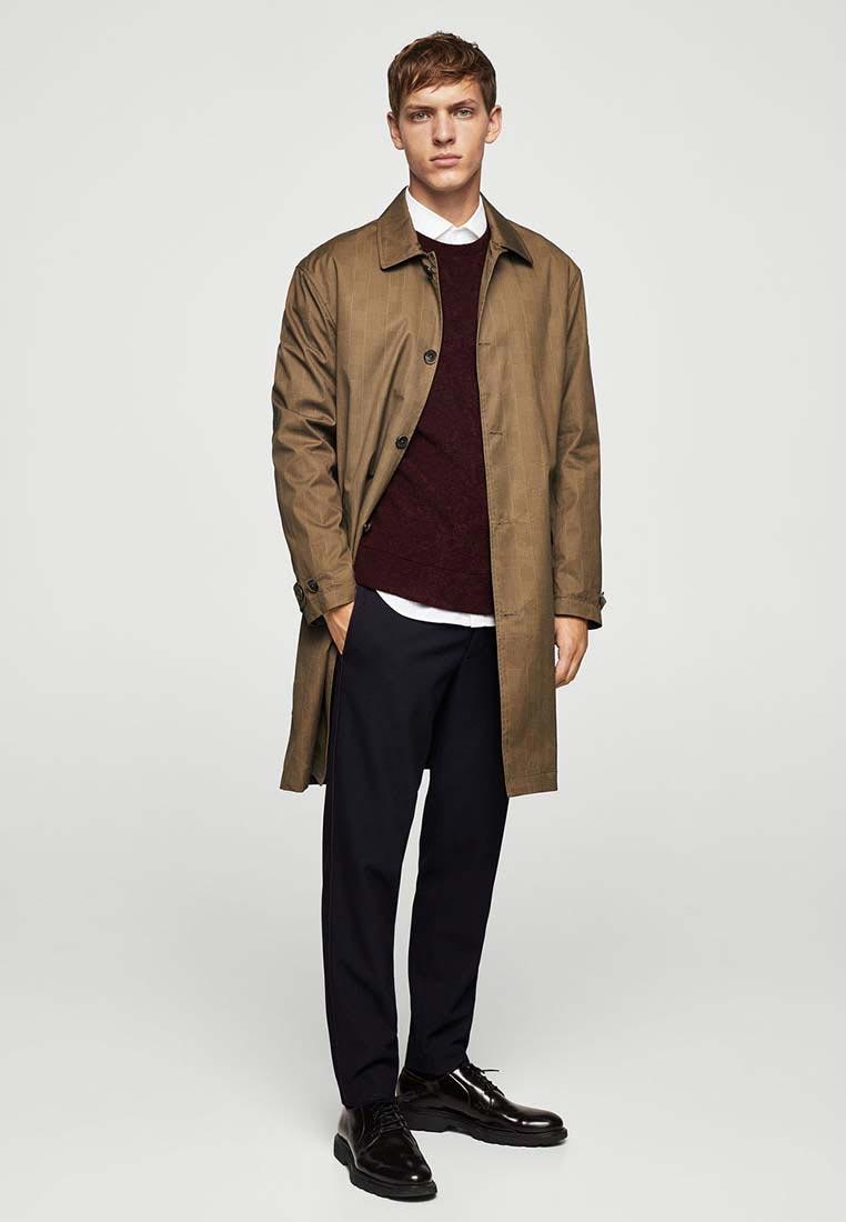 Мужские повседневные брюки Mango Man 13027010