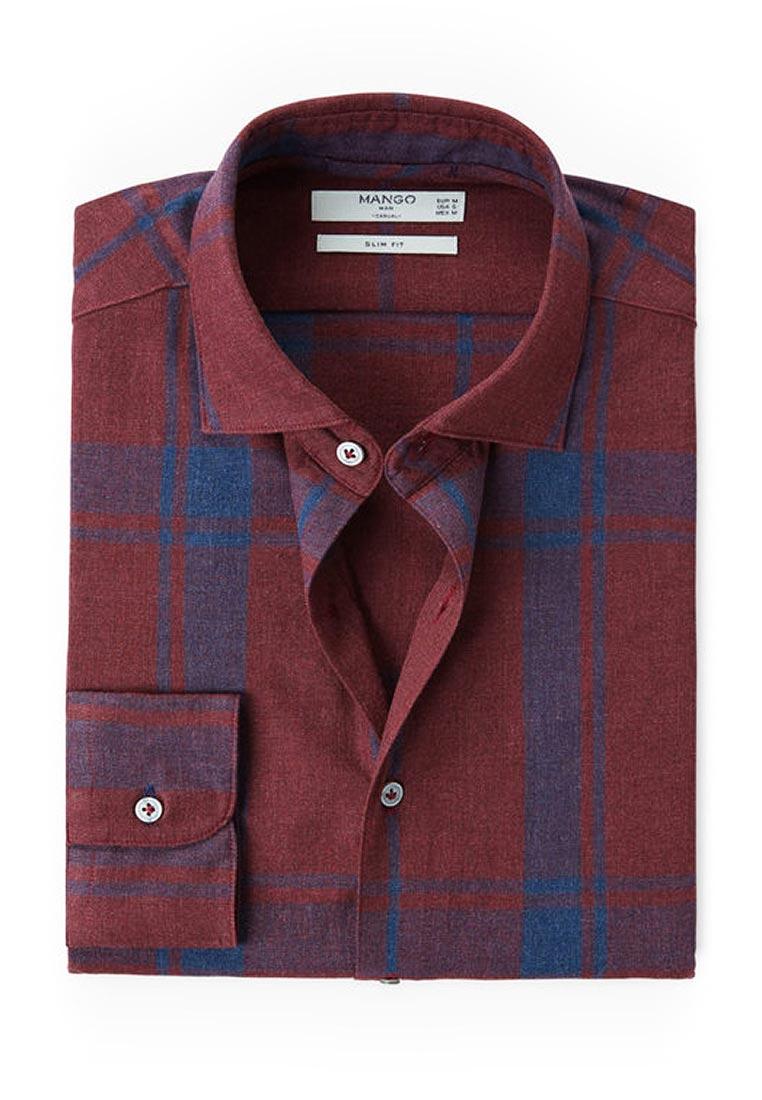 Рубашка с длинным рукавом Mango Man 13099033