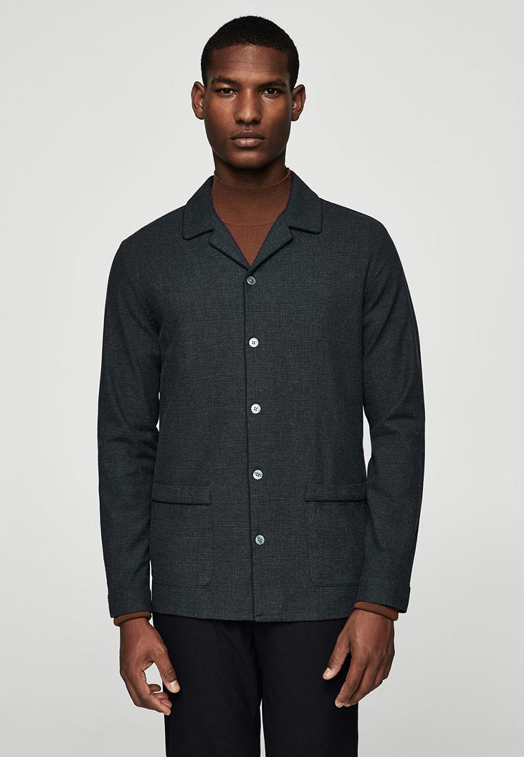 Рубашка с длинным рукавом Mango Man 13028817