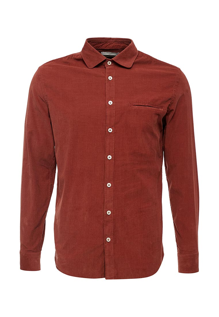 Рубашка с длинным рукавом Mango Man 13039035