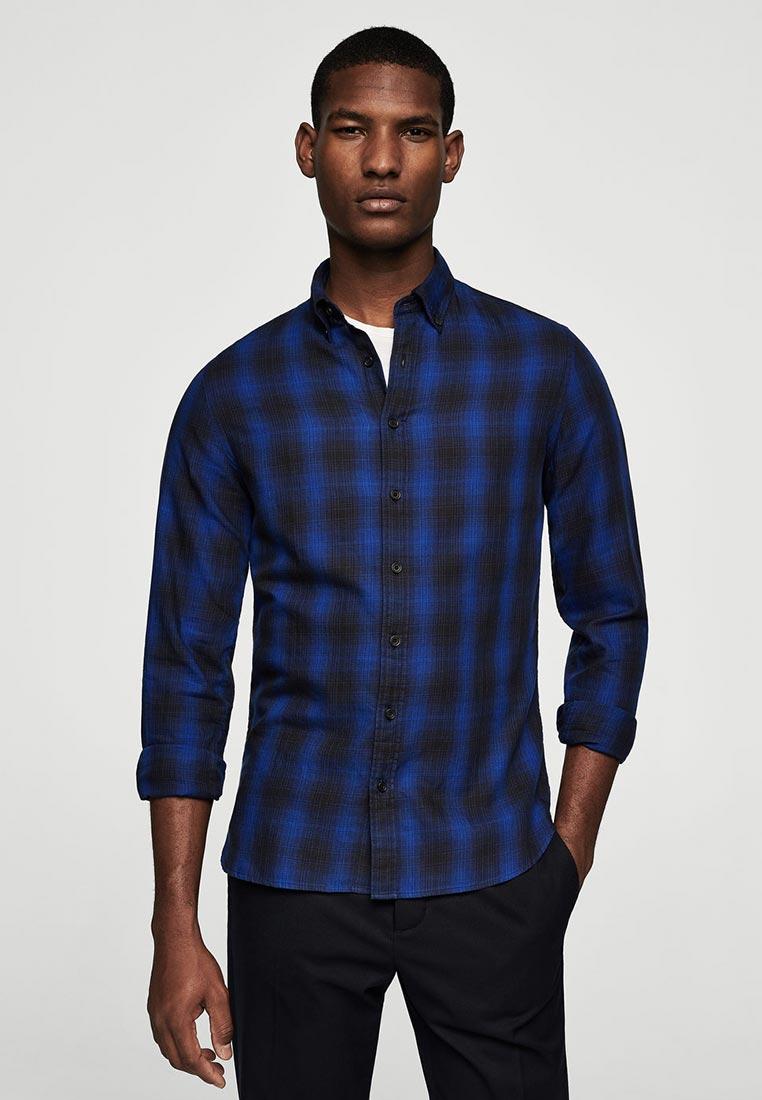 Рубашка с длинным рукавом Mango Man 13078811