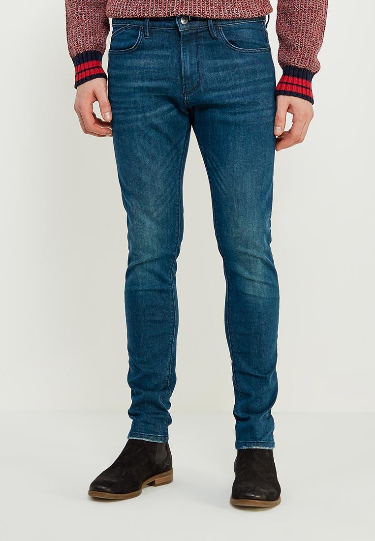Зауженные джинсы Mango Man 23000349