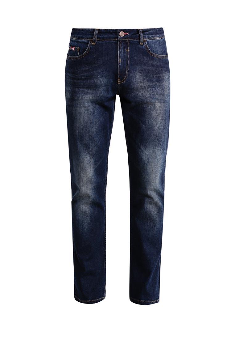 Мужские прямые джинсы H.I.S 101474