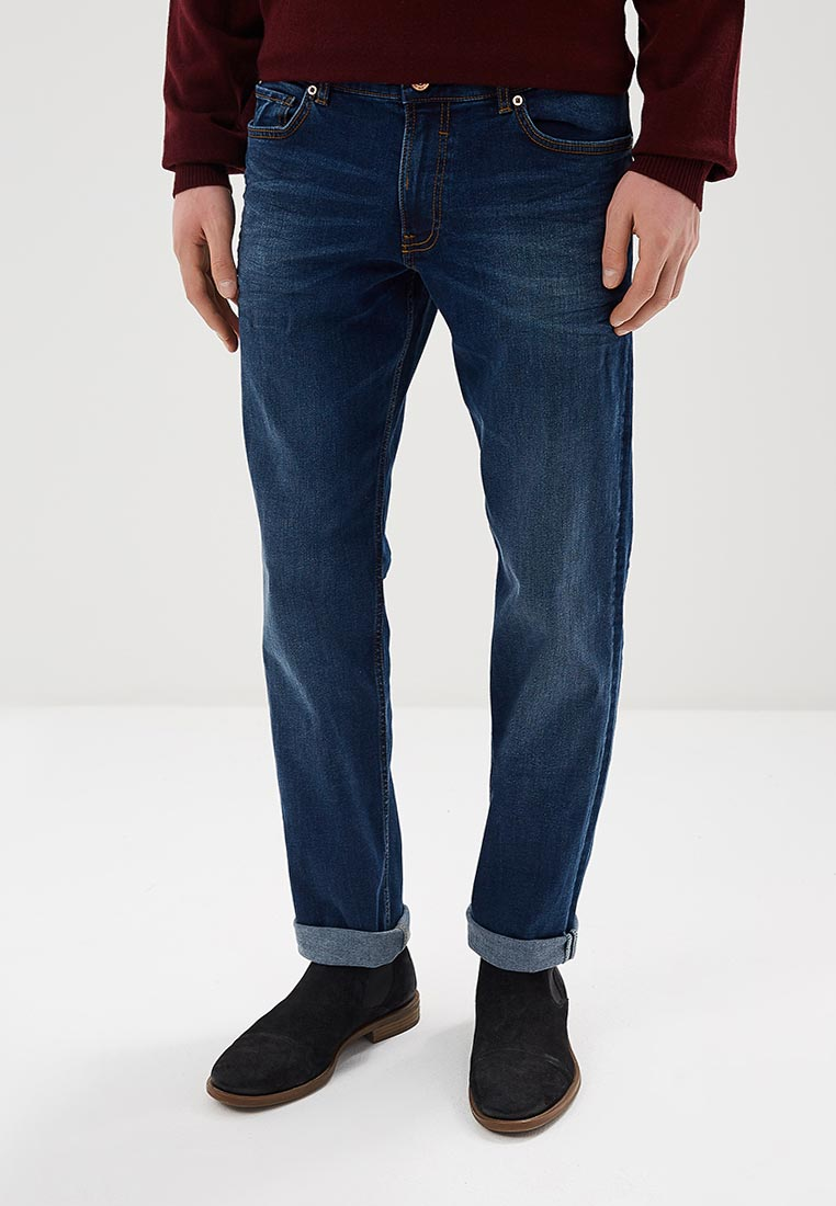 Мужские прямые джинсы H.I.S 101551