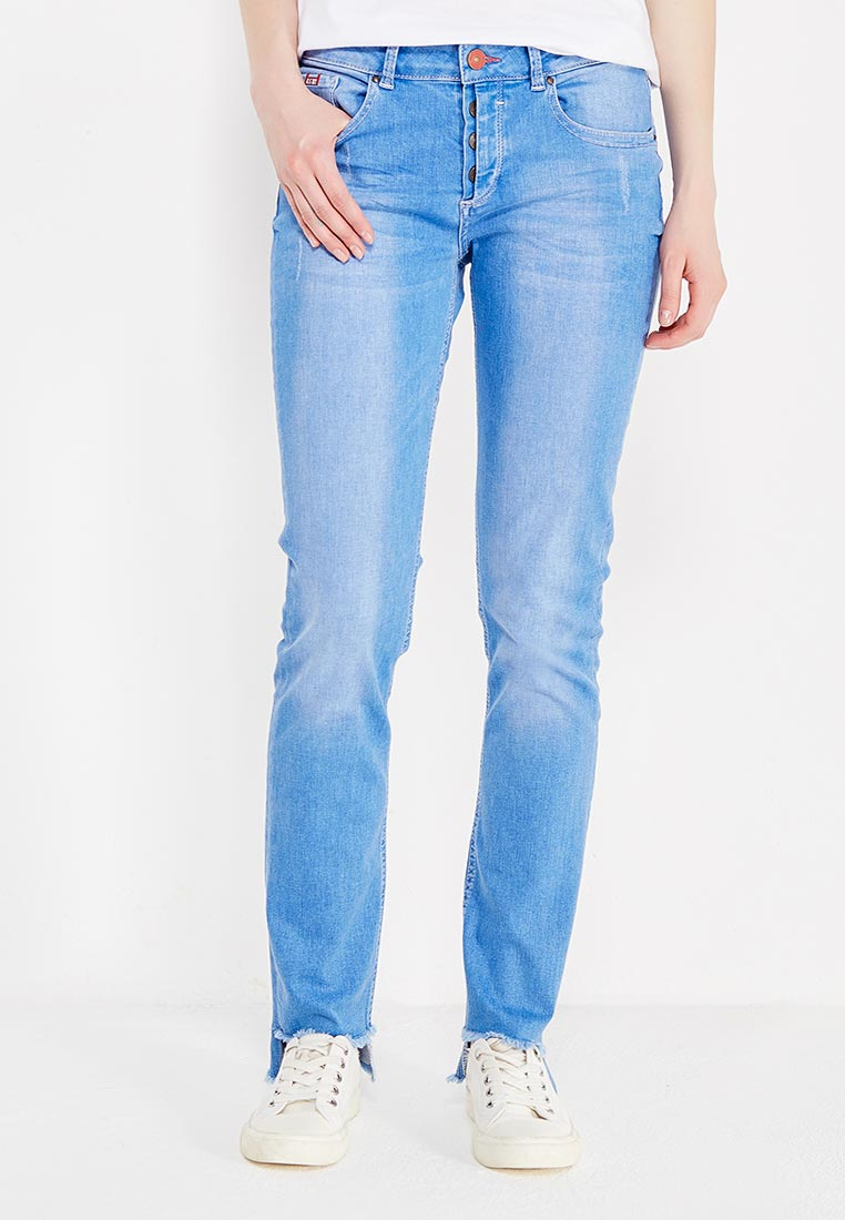 Зауженные джинсы H.I.S 101195