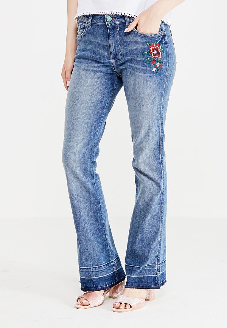 Широкие и расклешенные джинсы H.I.S 101198