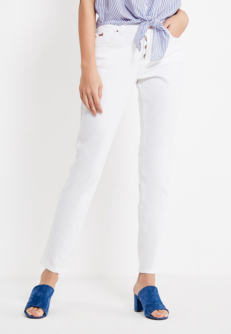 Зауженные джинсы H.I.S 101324