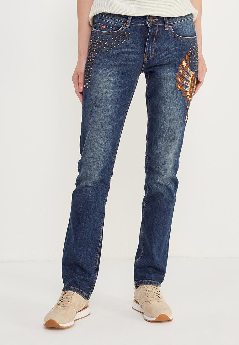 Прямые джинсы H.I.S 101410