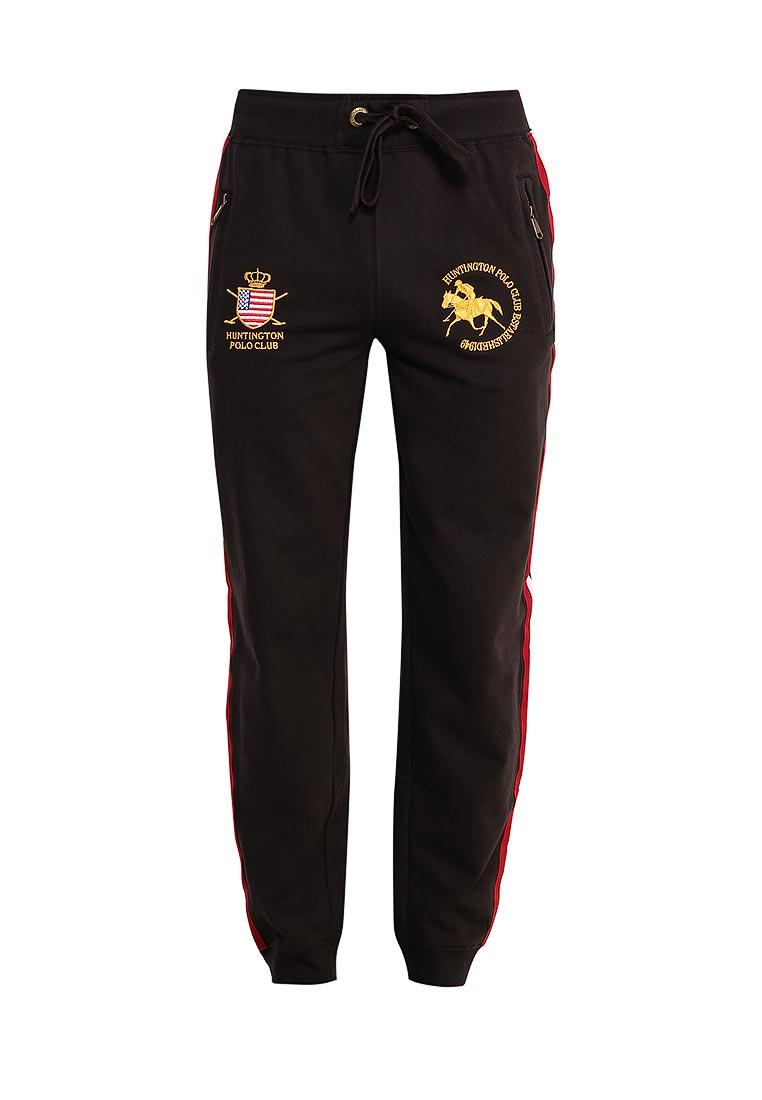 Мужские спортивные брюки Huntington Polo Club CAPECODE_705004_JETBLACK
