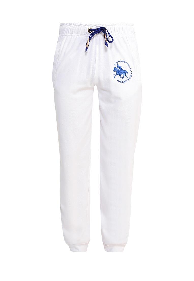 Мужские спортивные брюки Huntington Polo Club NANTUCKET_705003_BRIGHTWHITE