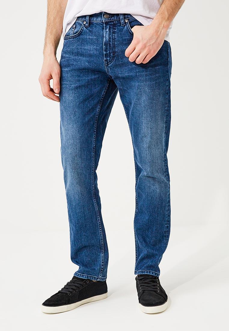 Мужские прямые джинсы Hugo Hugo Boss 50382840