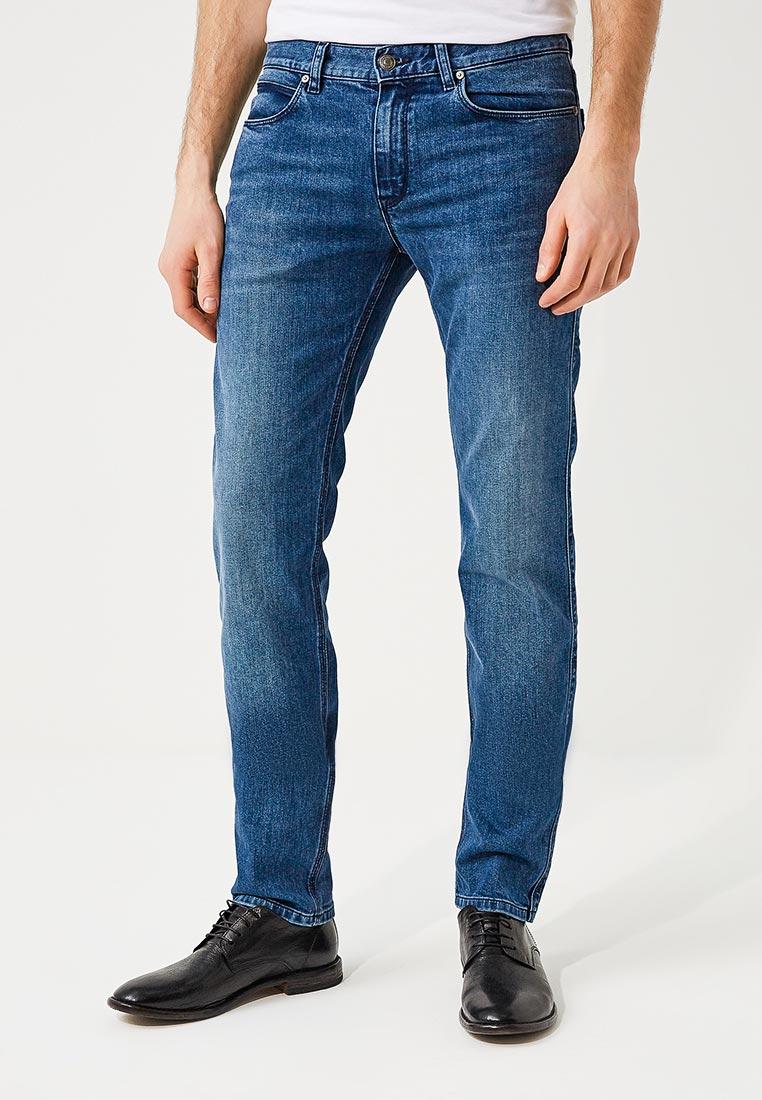 Зауженные джинсы Hugo Hugo Boss 50382824