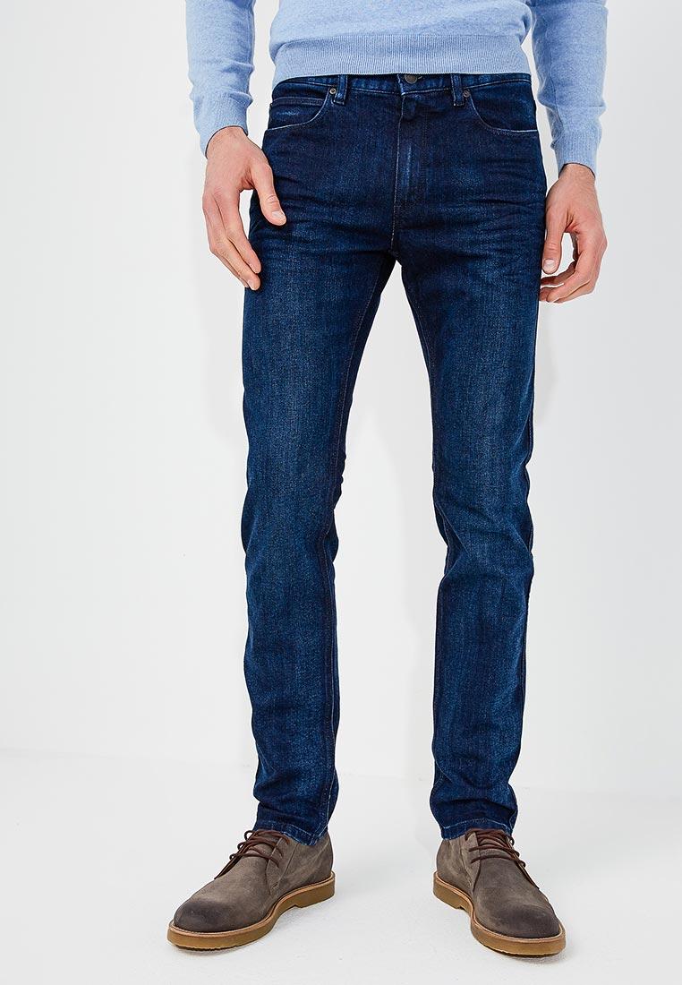 Зауженные джинсы Hugo Hugo Boss 50382823