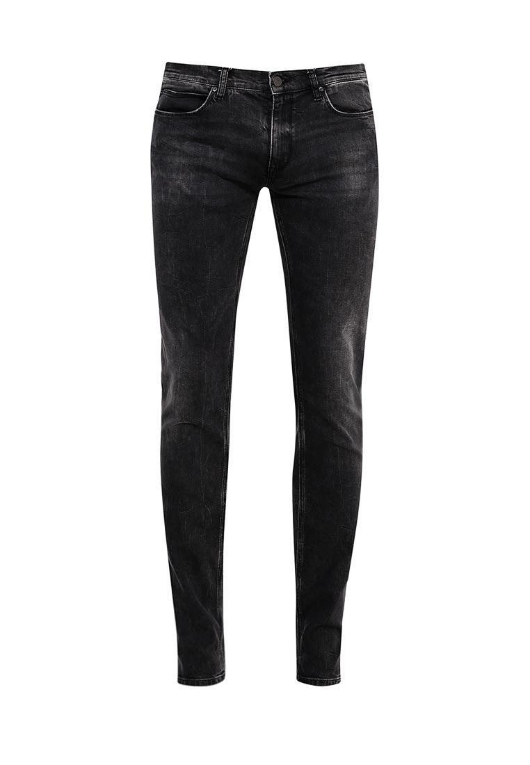 Зауженные джинсы Hugo Hugo Boss 50369487