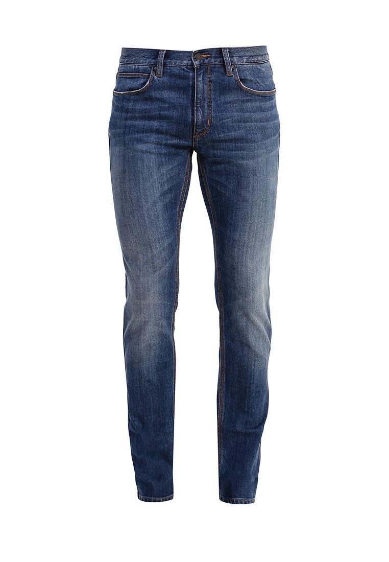 Зауженные джинсы Hugo Hugo Boss 50373067