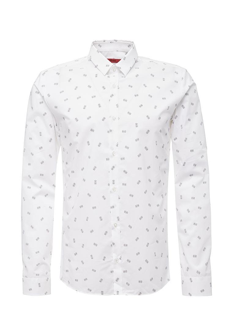 Рубашка с длинным рукавом Hugo Hugo Boss 50378130