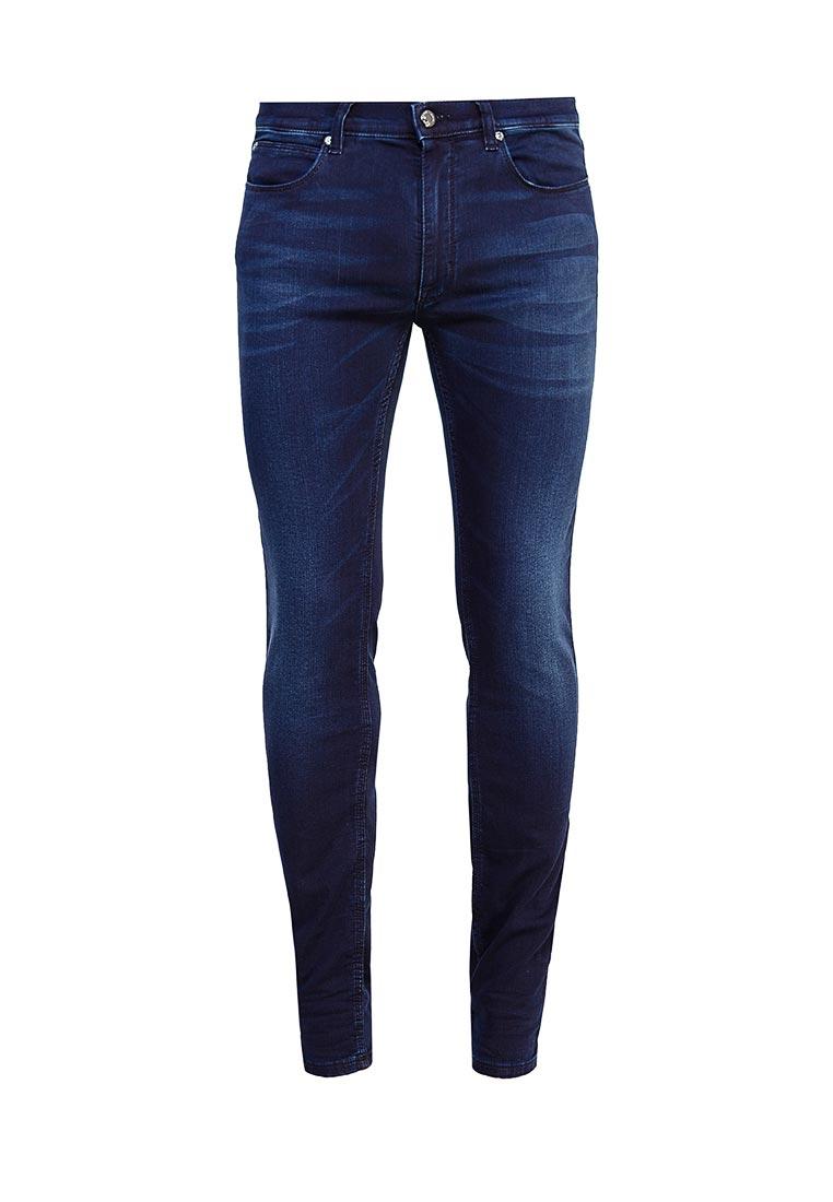 Зауженные джинсы Hugo Hugo Boss 50377912