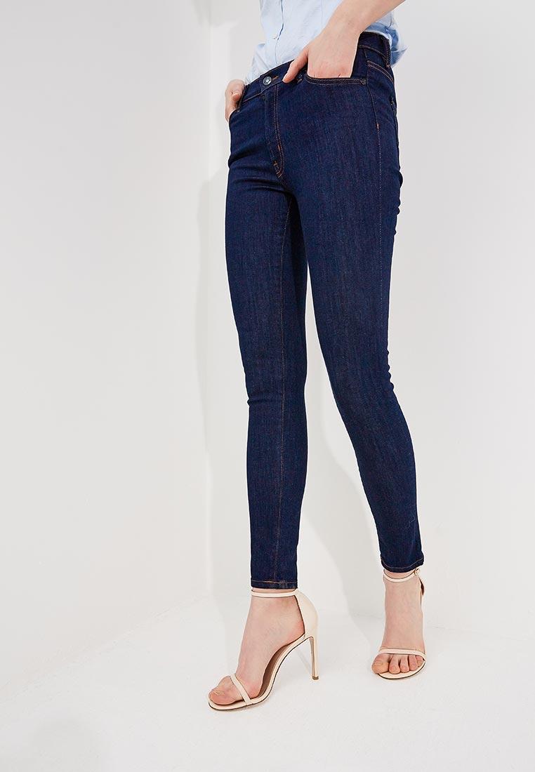 Зауженные джинсы Hugo Hugo Boss 50382068