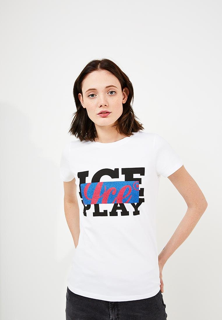 Футболка с коротким рукавом Ice Play I8MF101