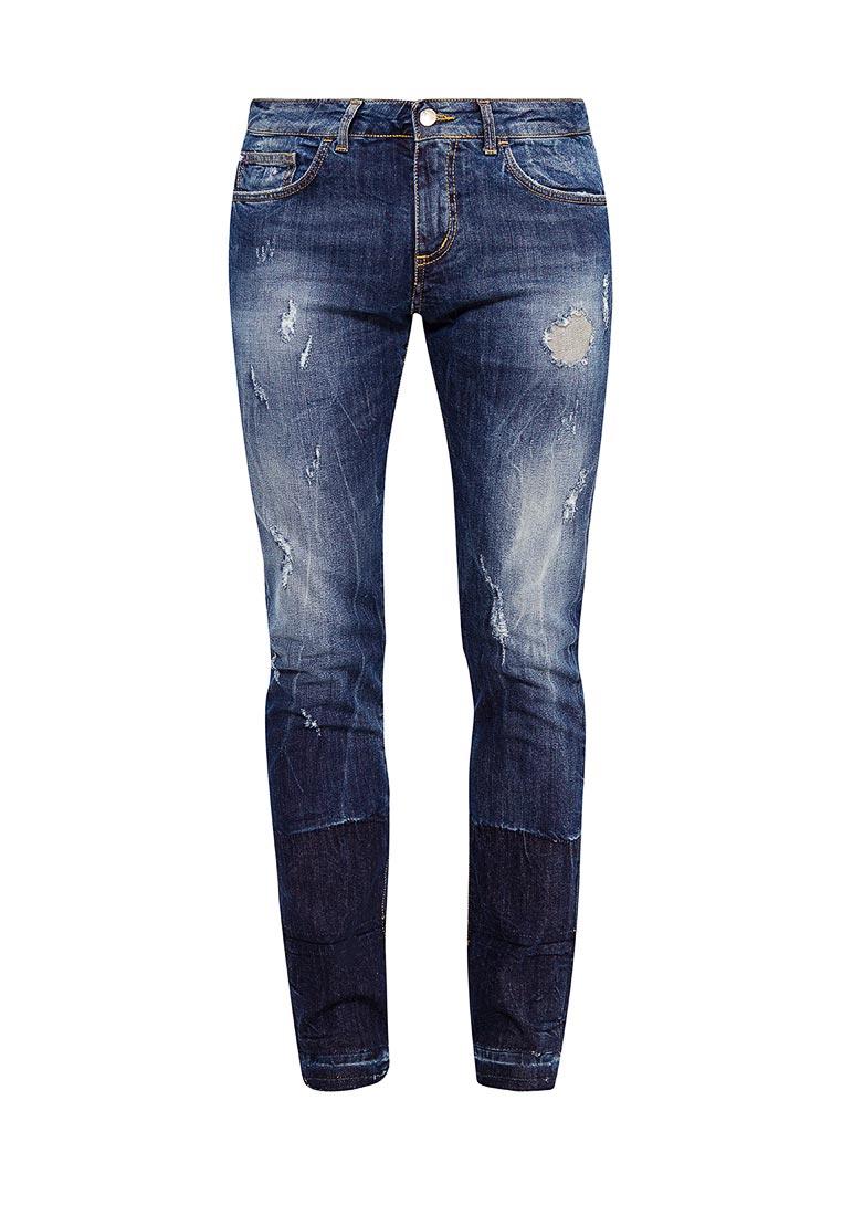 Зауженные джинсы Ice Play 2C116014